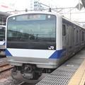 常磐線 E531系K419編成 395M 普通 勝田 行