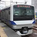 常磐線 E531系3000番台K553編成 573M 普通 いわき 行