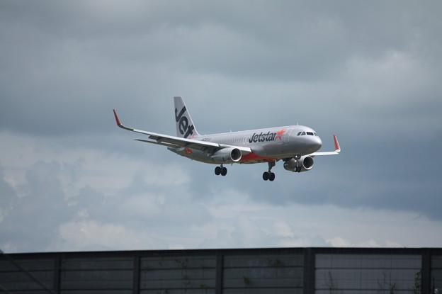 ジェットスタージャパン A320-200 JA22JJ