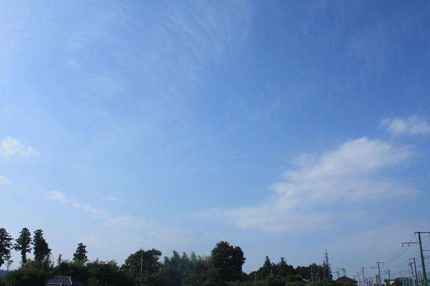 夏の青空 20180714_01
