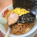 Photos: らーめん山岡家 味噌ラーメンコーン・海苔トッピング