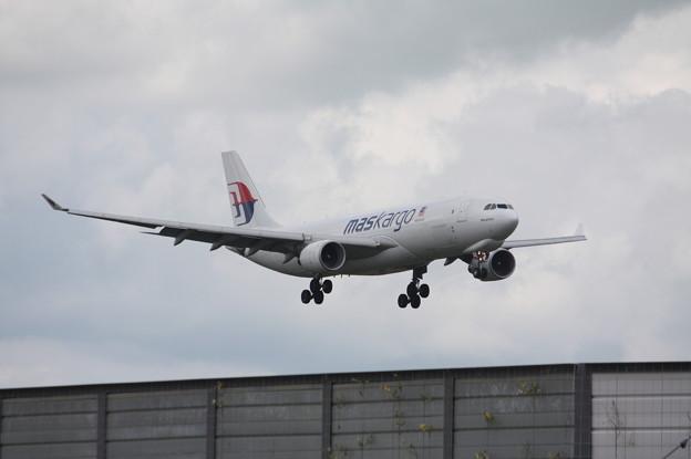 マレーシア航空カーゴ 9M-MUD