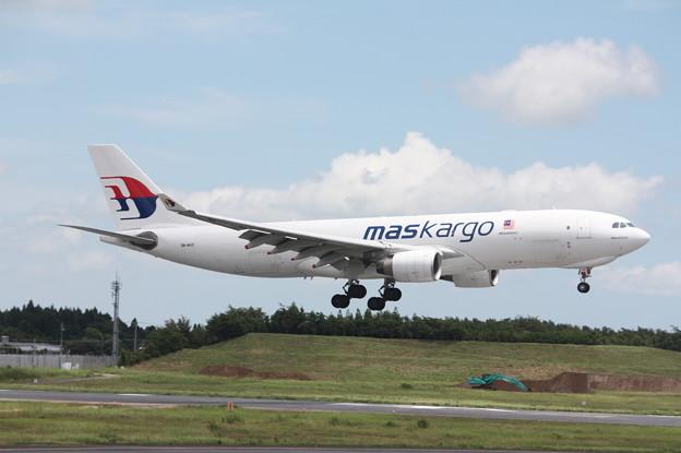 マレーシア航空カーゴ 9M-MUD (1)