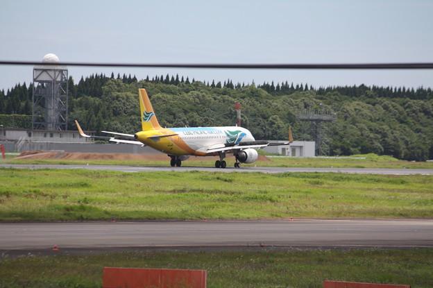 セブパシフィック航空 A320-200 RP-C3275 (5)