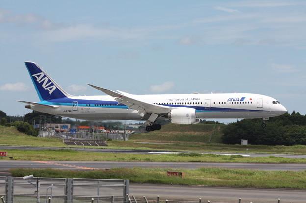 全日空 ANA B787-9 JA876A (2)