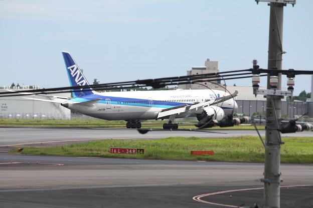全日空 ANA B787-9 JA876A (5)