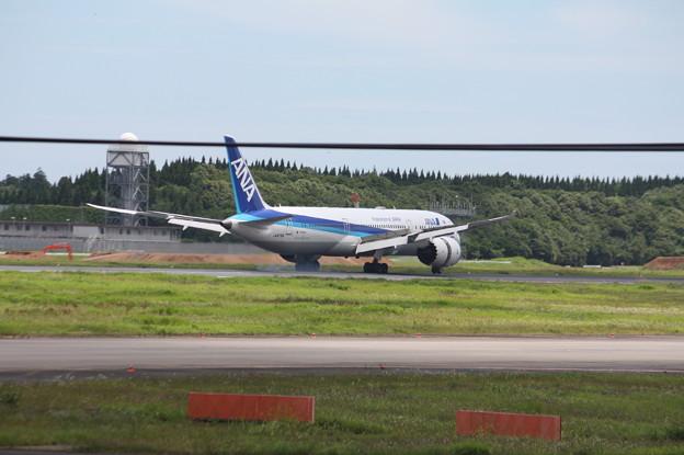 全日空 ANA B787-9 JA876A (6)