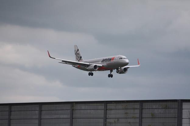 ジェットスタージャパン A320-200 JA21JJ