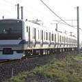 常磐線 E531系K404編成 520M 普通 土浦 行