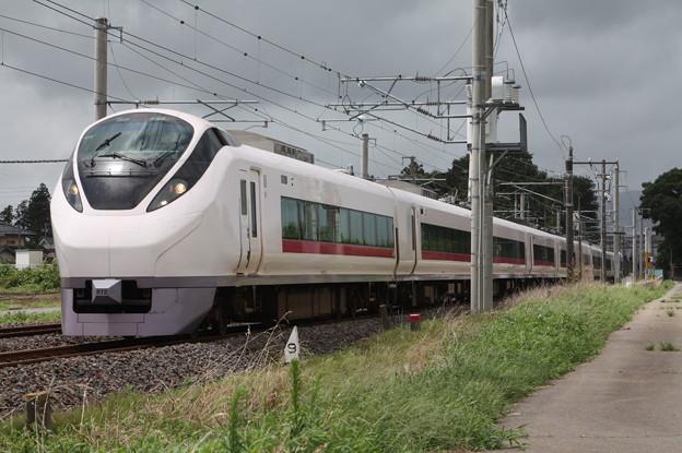 E657系K12編成 7M 特急ひたち7号 いわき 行