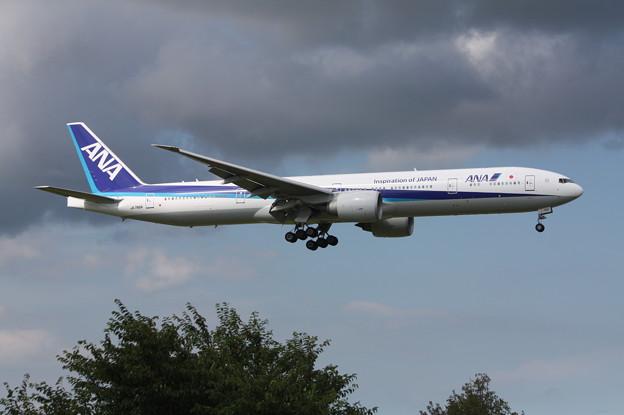 全日空 ANA B777-300ER JA786A (1)