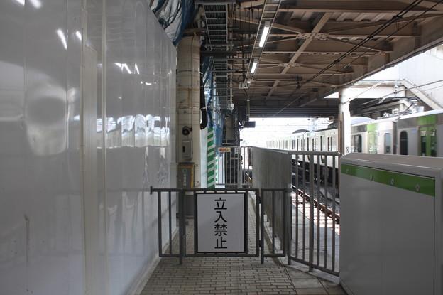 上野駅1番線・2番線