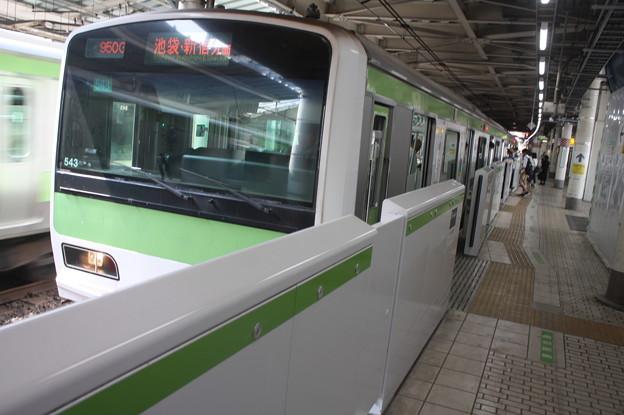 山手線 E231系500番台トウ543編成 (1)