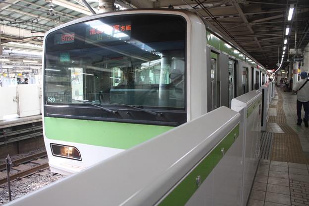 山手線 E231系500番台トウ539編成 (1)