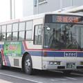 茨城交通 水戸200か1035 笠間ひまつりシャトルバス