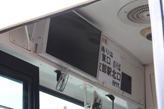 茨城交通 液晶運賃表示器
