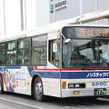 Photos: 茨城交通 水戸200か1779 笠間ひまつりシャトルバス