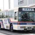写真: 茨城交通 水戸200か1036 笠間ひまつりシャトルバス