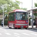 写真: 茨城交通 かさま観光周遊バス