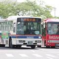 写真: 茨城交通 水戸200か1207・水戸200か845