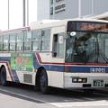 Photos: 茨城交通 水戸200か1207 笠間ひまつりシャトルバス