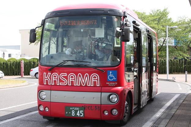 茨城交通 かさま観光周遊バス (3)