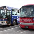 写真: 茨城交通 水戸200か1126・水戸200か845