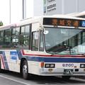 写真: 茨城交通 水戸200か1476 笠間ひまつりシャトルバス