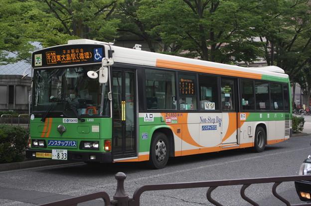 都営バス Z-L653
