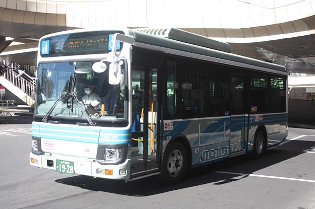 関東鉄道 新型レインボー 2184MT