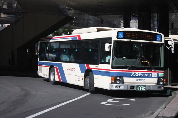 茨城交通 水戸200か1102