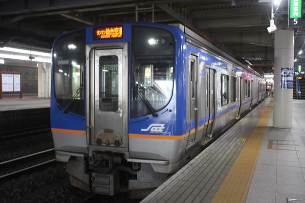 仙台空港アクセス線 SAT721系SA101編成