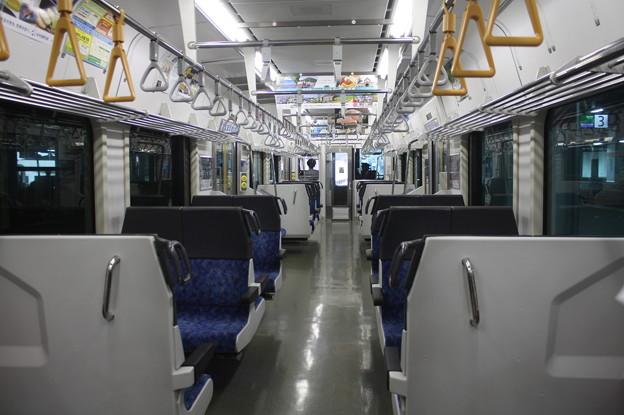 E721系500番台 車内