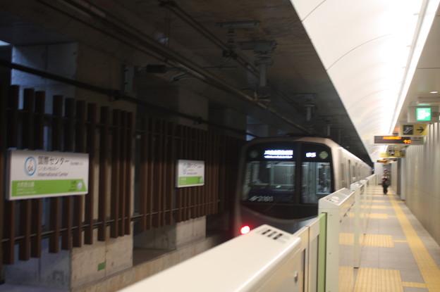 仙台市営地下鉄東西線 2000系2101F