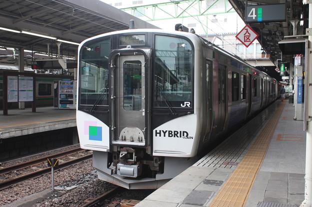 仙石東北ライン HB-E210系C4編成