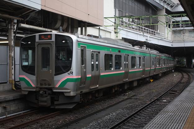 東北本線 E721系1000番台P4-11編成