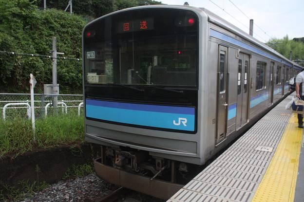 仙石線 205系3100番台M16編成