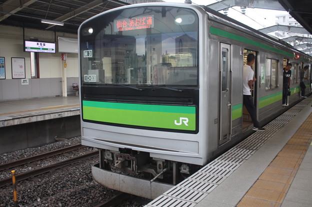 仙石線 205系3100番台M3編成