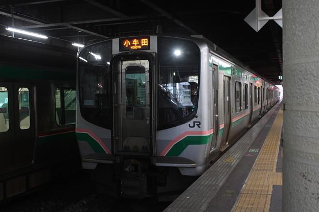東北本線 E721系1000番台P4-2編成