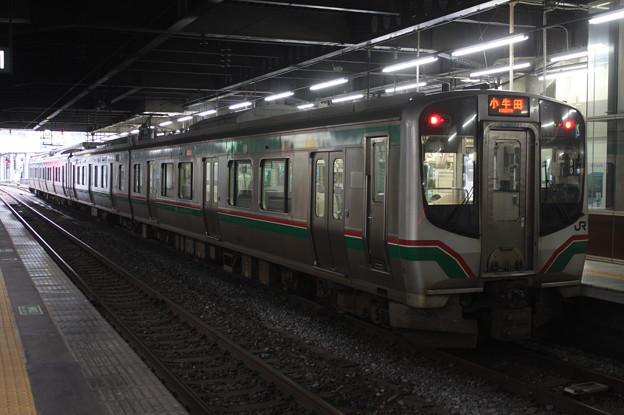 東北本線 E721系P37編成