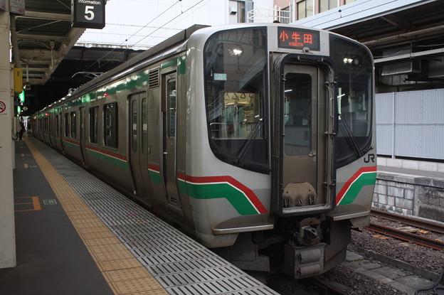 東北本線 E721系P9編成 (1)