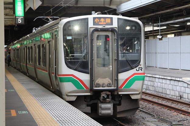 東北本線 E721系P9編成 (2)