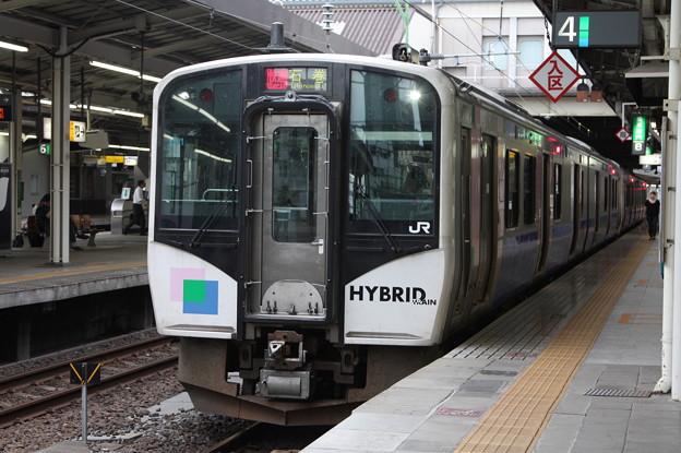 仙石東北ライン HB-E210系C1編成 (2)