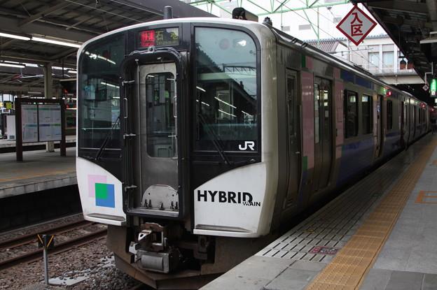 仙石東北ライン HB-E210系C1編成 (4)