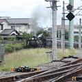 写真: 秩父鉄道 パレオエクスプレス 5001レ C58 363+12系客車4B 秩父~御花畑 (1)