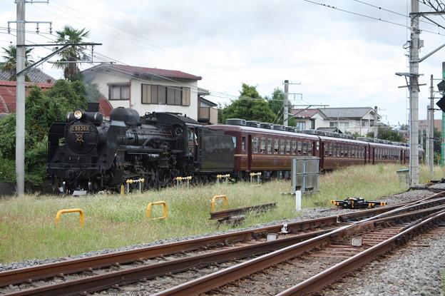 秩父鉄道 パレオエクスプレス 5001レ C58 363+12系客車4B 秩父~御花畑 (10)