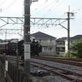 秩父鉄道 パレオエクスプレス 5002レ C58 363+12系客車4B 石原付近