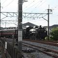 Photos: 秩父鉄道 パレオエクスプレス 5002レ C58 363+12系客車4B 石原付近 (4)