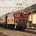 写真: 回5103レ デキ200-201+12系客車4B+C58 363 石原付近 (9)