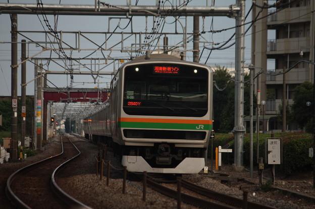 Photos: 高崎線 E231系1000番台S-25編成